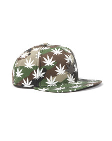 Cayler Mens Grey Best Budz Cap