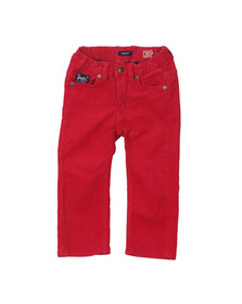 Gant Boys Red Baby Chip Cord