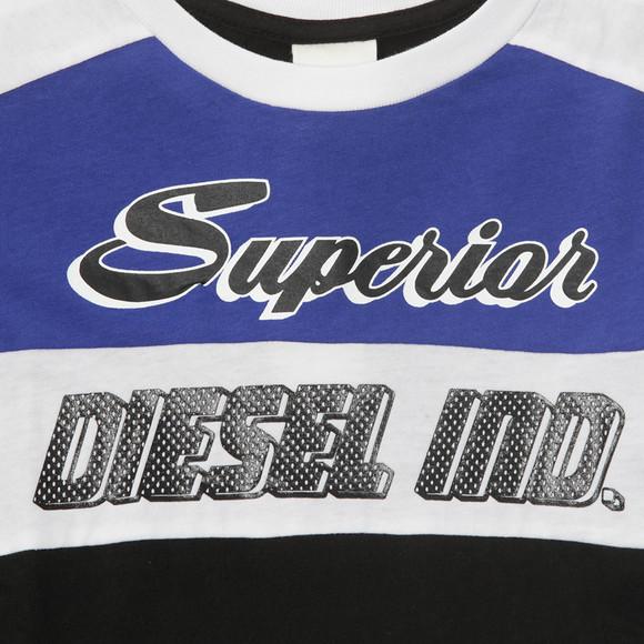 Diesel Boys Blue Boys Taigyn T Shirt main image