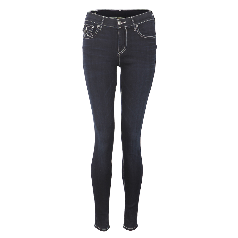 Halle Super Skinny With Flap Jean main image