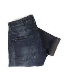 G-Star Mens Blue 5620 3D Super Slim Jean