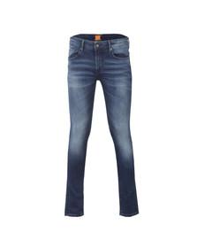 Boss Orange Mens Blue 72 Skinny Jean