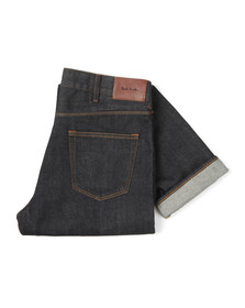 Paul Smith Jeans Mens Blue Classic Fit Jean