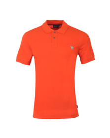 Paul Smith Jeans Mens Orange Paul Smith Basic Polo