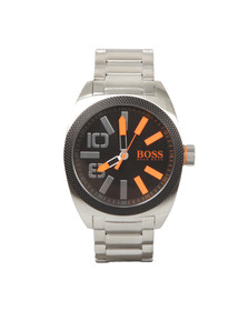 Boss Orange Mens Silver London XL Watch