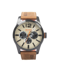 Boss Orange Mens Brown Paris XL Watch