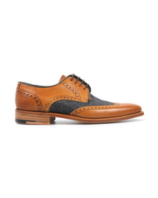 Barker Mens Brown Jackson Shoe