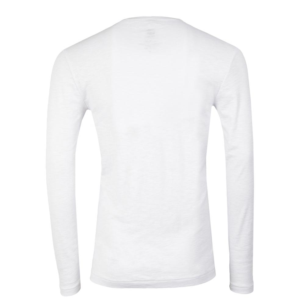 Mazuren Slim Grandad Long Sleeve T Shirt main image