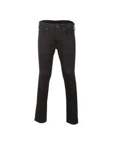 G-Star Mens Black 3301 Slim Jean