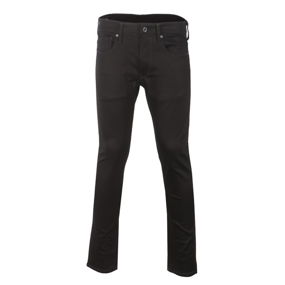 G-Star Mens Black 3301 Slim Jean main image