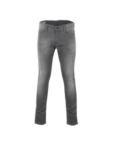 G-Star Mens Grey Revend Super Slim Jean