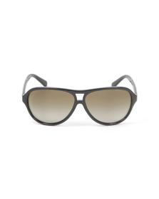 Michael Kors Womens Black MK6008 Wainscott Sunglasses