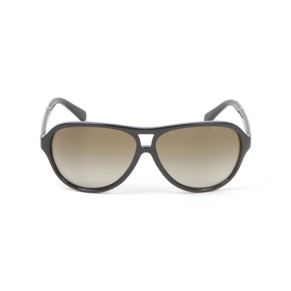 Michael Kors Womens Black MK6008 Wainscott Sunglasses main image
