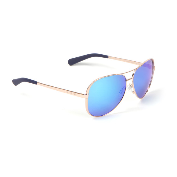 Michael Kors Womens Blue MK5004 Chelsea Sunglasses main image