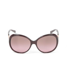 Michael Kors Womens Purple MK2008B Andorra Sunglasses