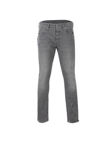 G-Star Mens Grey Stean Tapered Accel Grey Stretch Jean