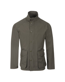 Barbour Lifestyle Mens Green Banford Jacket