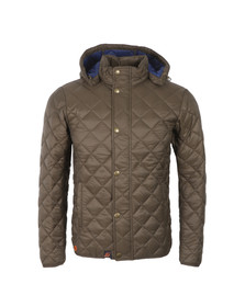 Barbour Lifestyle Mens Green Pillar Jacket