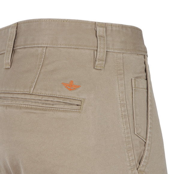 Dockers Mens Beige Alpha Khaki Tapered Chino main image