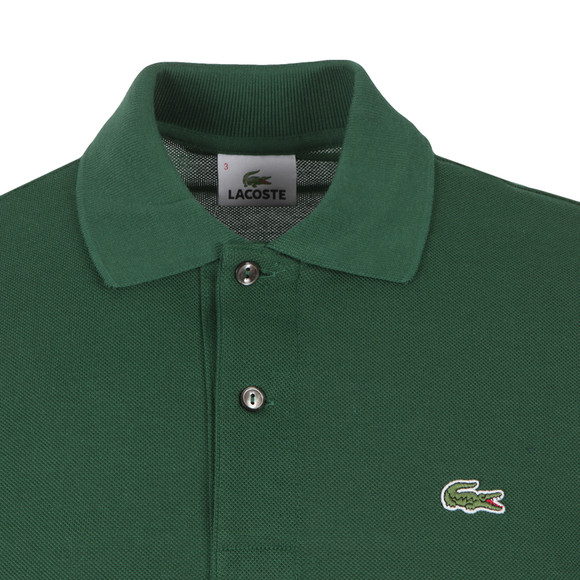Lacoste Mens Green S/S L1212  Polo  main image