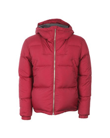 Paul Smith Jeans Mens Red Down Jacket