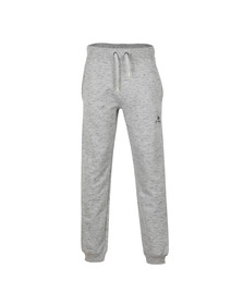 Money Mens Grey Gold Logo Track Pant