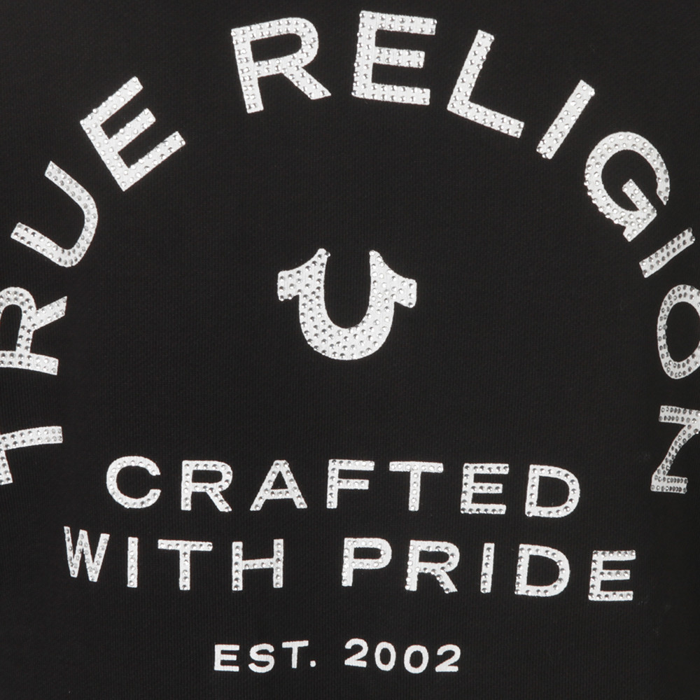 Crafted With Pride Crystal Zip Hoody main image