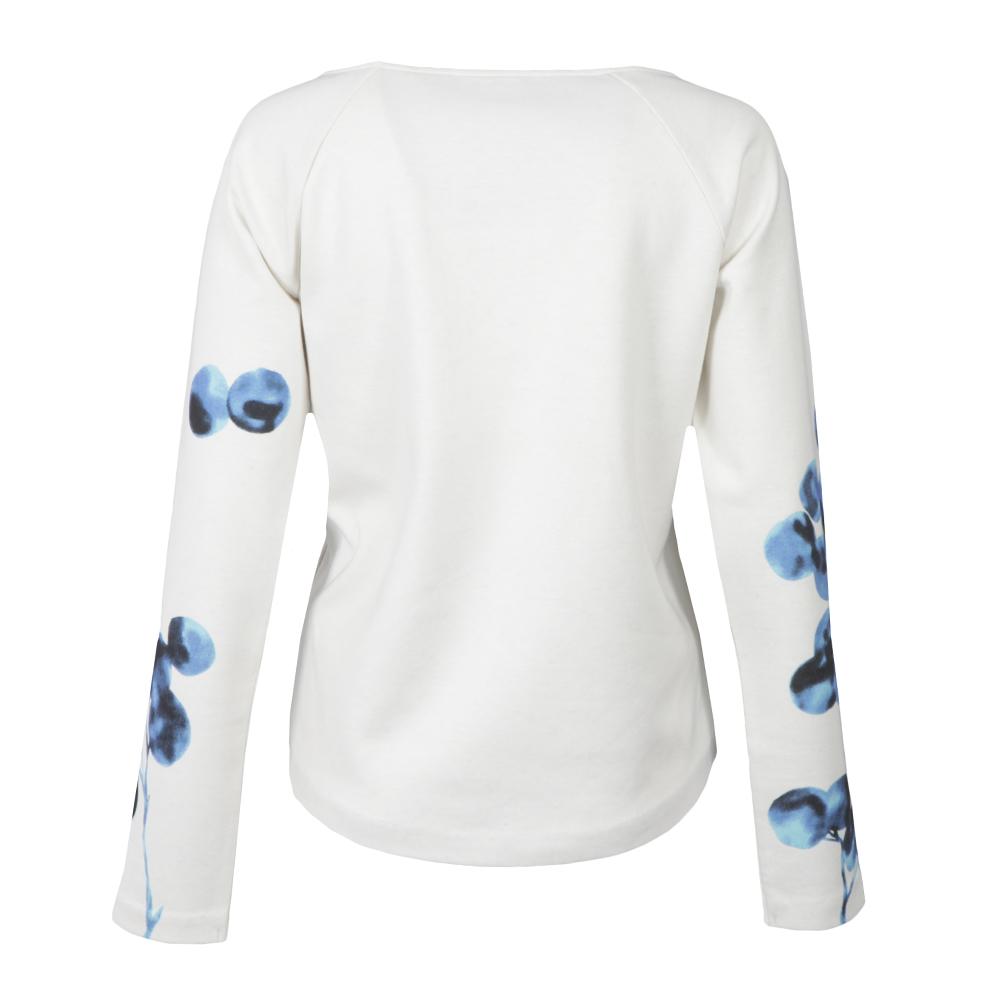 Allover Printed Sweatshirt main image