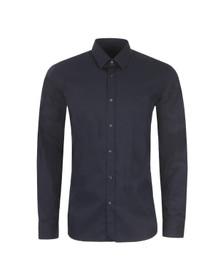 Hugo Mens Blue Elisha 01 Slim Shirt