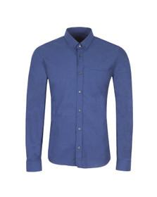 Hugo Mens Blue Enico Shirt