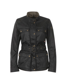 Belstaff Womens Black Roadmaster 2.0 Jacket