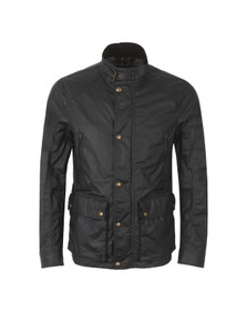 Belstaff Mens Blue New Tourmaster Wax Jacket