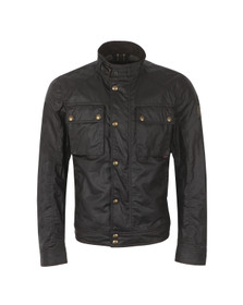 Belstaff Mens Brown Racemaster Wax Blouson