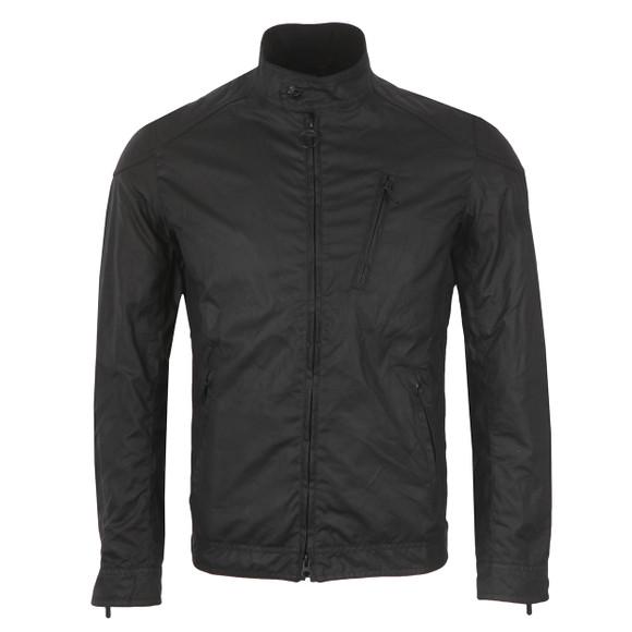 Barbour International Triumph Mens Black Spocket Jacket main image