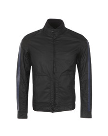 Barbour International Triumph Mens Black Sealent Wax Jacket