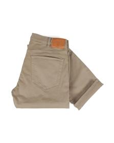 Gant Mens Brown Straight Desert Jean