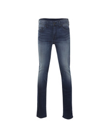 True Religion Mens Blue Rocco Jean