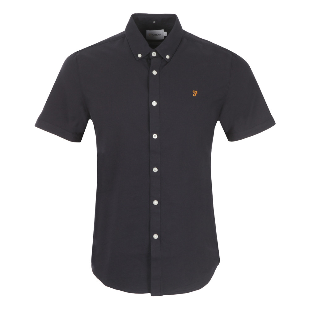 Brewer Slim Short Sleeve Shirt main image