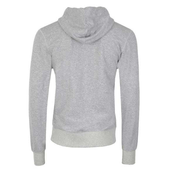 G-Star Mens Grey Riban Full Zip Hooded Sweat main image