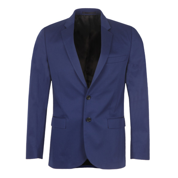 PS by Paul Smith Mens Blue Fully Lined Jacket main image