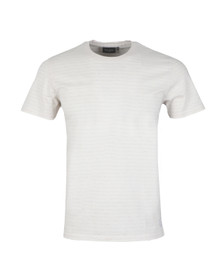 Paul Smith Jeans Mens Off-white Regular Fit Stripe T Shirt