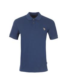 Paul Smith Jeans Mens Blue Paul Smith Basic Polo