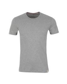 Paul Smith Mens Grey Plain Jersey T Shirt