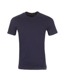 Paul Smith Jeans Mens Blue Plain Jersey T Shirt
