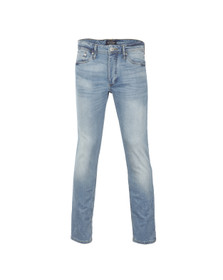 Jack & Jones Mens Blue Mike Comfort Jean