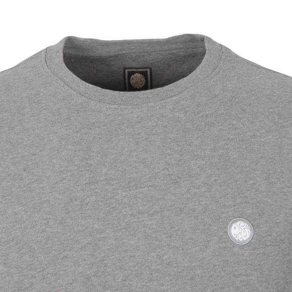 Pretty Green Mens Grey Foxlair Sweatshirt main image