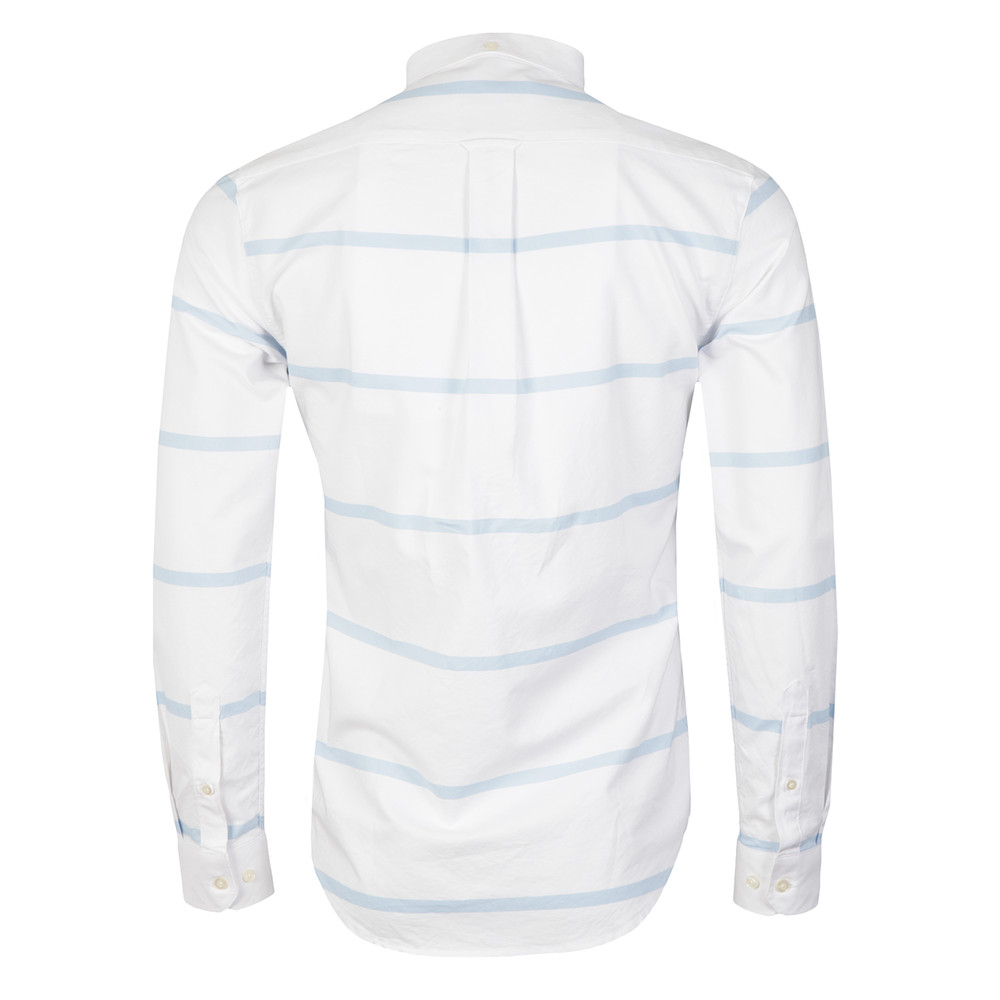 Merrick Slim Stripe Shirt main image