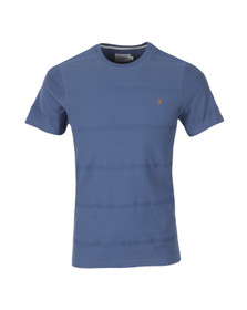 Farah Mens Blue Dutchy T Shirt