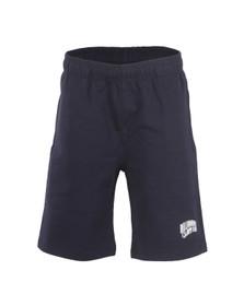 Billionaire Boys Club Mens Blue Small Arch Logo Sweat Short