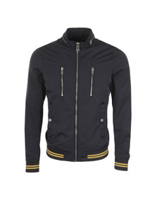Diesel Mens Blue Ricky 2 Jacket